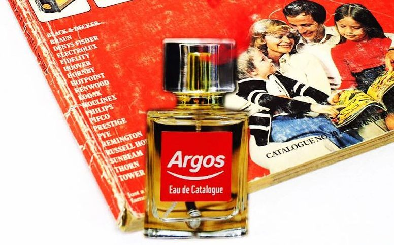 Argos Eau de Catalogue