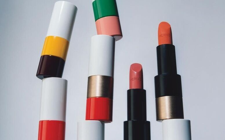 Hermès are launching a Lipstick line and we cannot wait!