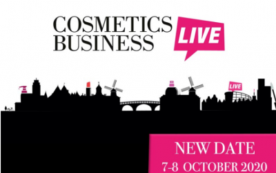 Cosmetic Business Live POSTPONED to October