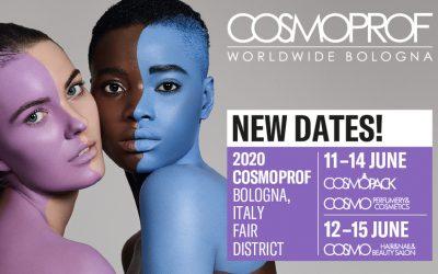 Cosmoprof Worldwide Bologna Show Postponed Due to Coronavirus