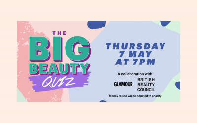 British Beauty Council x GLAMOUR: The Big Beauty Quiz
