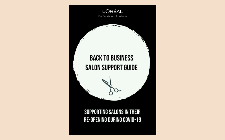 L Oreal Back To Business Salon Support