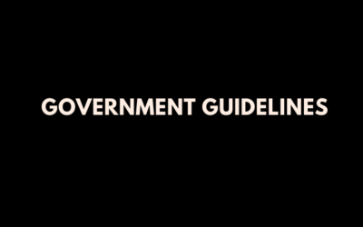 Official Government Guidelines for the British hair and beauty industry