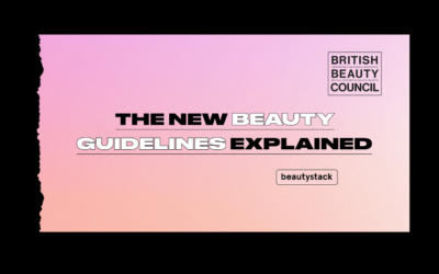 Recorded Webinar: The New Beauty Guidelines Explained