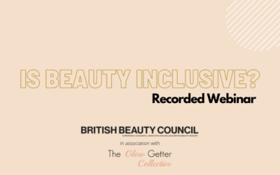 Recorded Webinar: Is Beauty Inclusive?