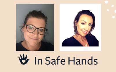 Interview with In Safe Hands Co-Founders, Heather & Laura