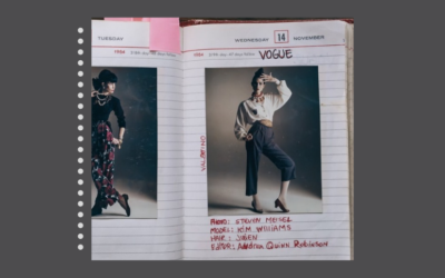 Sneak Peak: Kevyn Aucoin's Never-Before-Seen Journals Released