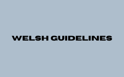 Welsh Guidelines For a Return to Work From July 27