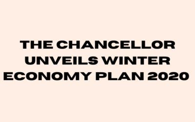 Rishi Sunak's Winter Economy Plan 2020