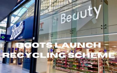 Boots Launch Beauty Recycling Scheme