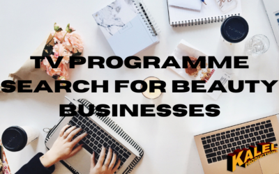 TV Series Search for Beauty Businesses to Invest In