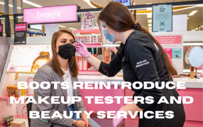 Boots Reintroduce Testers and Beauty Services