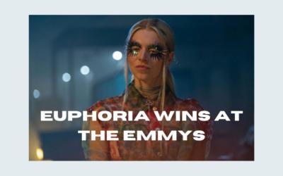 Euphoria: Outstanding Contemporary Makeup WINNER