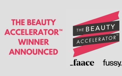 The Beauty Accelerator™ Winners Announced