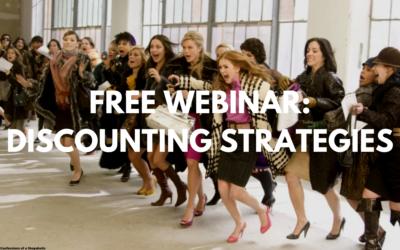 Free Webinar: Wizz&Co Discounting Strategies