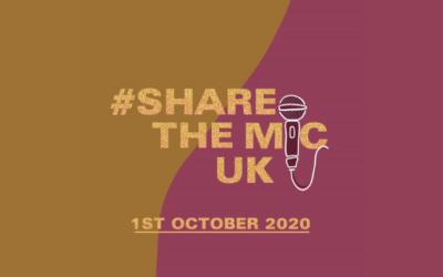 #ShareTheMicUK
