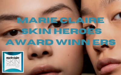 Marie Claire Skin Awards Winners