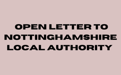 Nottinghamshire Open Letter from the British Beauty Industry