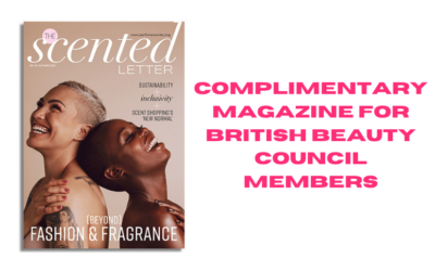 The Scented Letter: Complimentary Magazine for Members