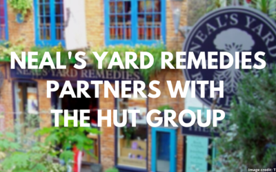 Neal's Yard Remedies Partners with The Hut Group