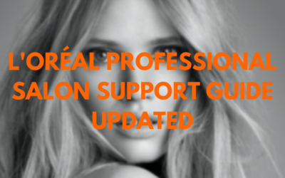 L'Oréal Professional Salon Support Guide