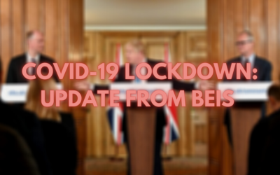 Update: COVID-19 Lockdown 2 – FAQs