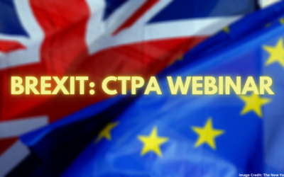 CTPA Brexit Webinar ft. Millie Kendall MBE