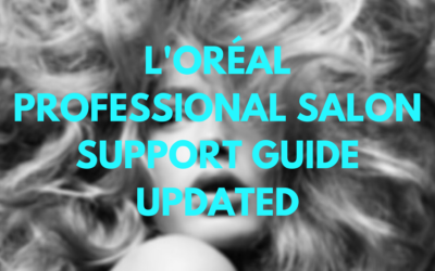 L'Oréal Professional: Updated Salon Support Guide