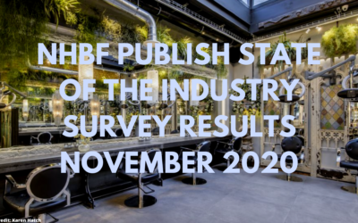 NHBF Publish Latest State of Industry Survey Results