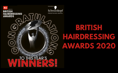 British Hairdressing Awards 2020