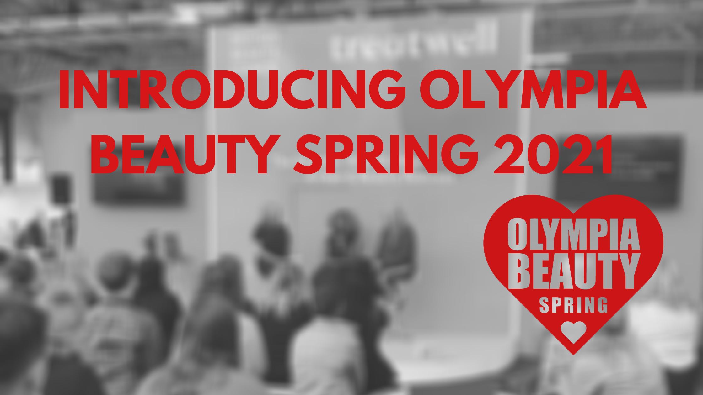 Olympia Beauty Spring 2021