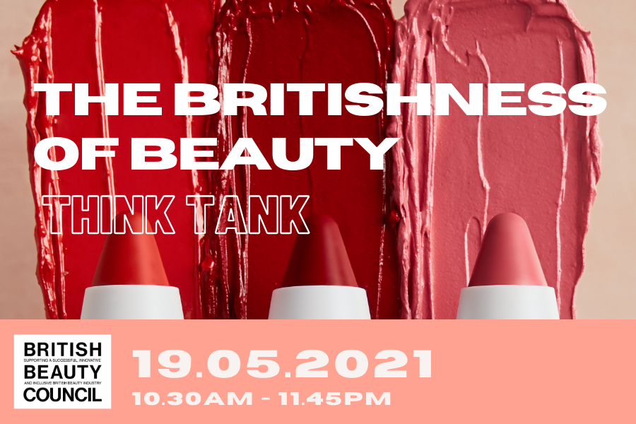 Britishness of Beauty Think Tank