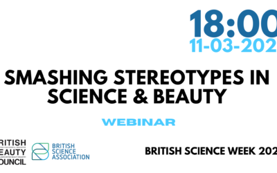Webinar: Smashing Stereotypes in Science and Beauty