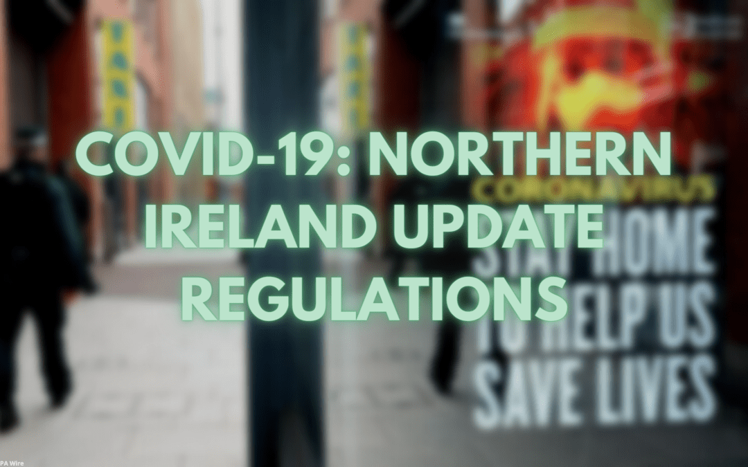 COVID-19: Northern Ireland Updates
