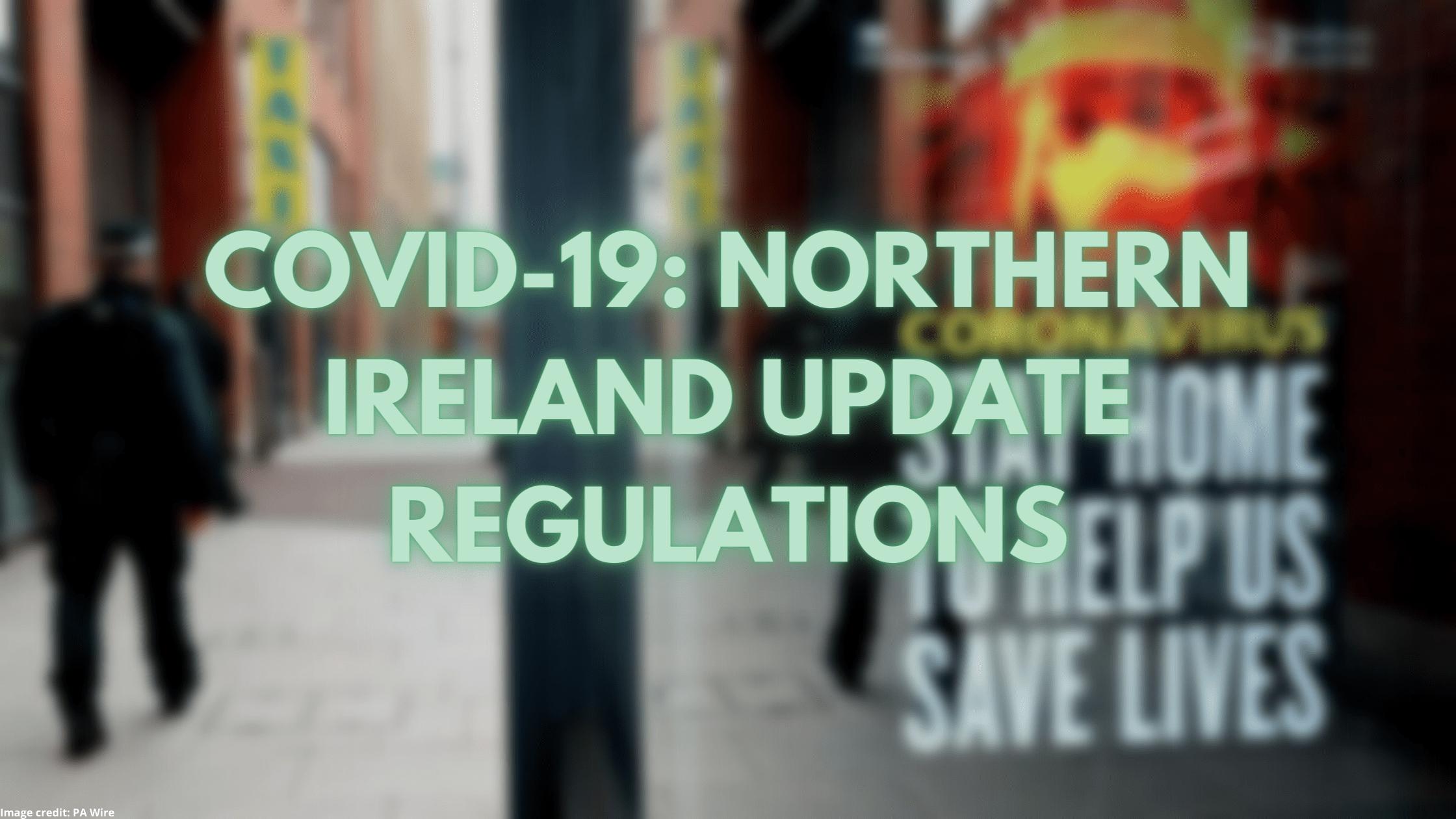 COVID-19: Northern Ireland Updates