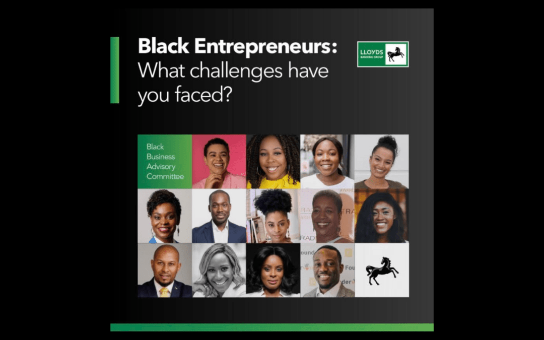 Lloyds Banking Group Black Business Advisory Committee calls for community insight