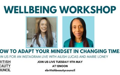 Wellbeing Workshop: How to adapt your mindset in the changing times