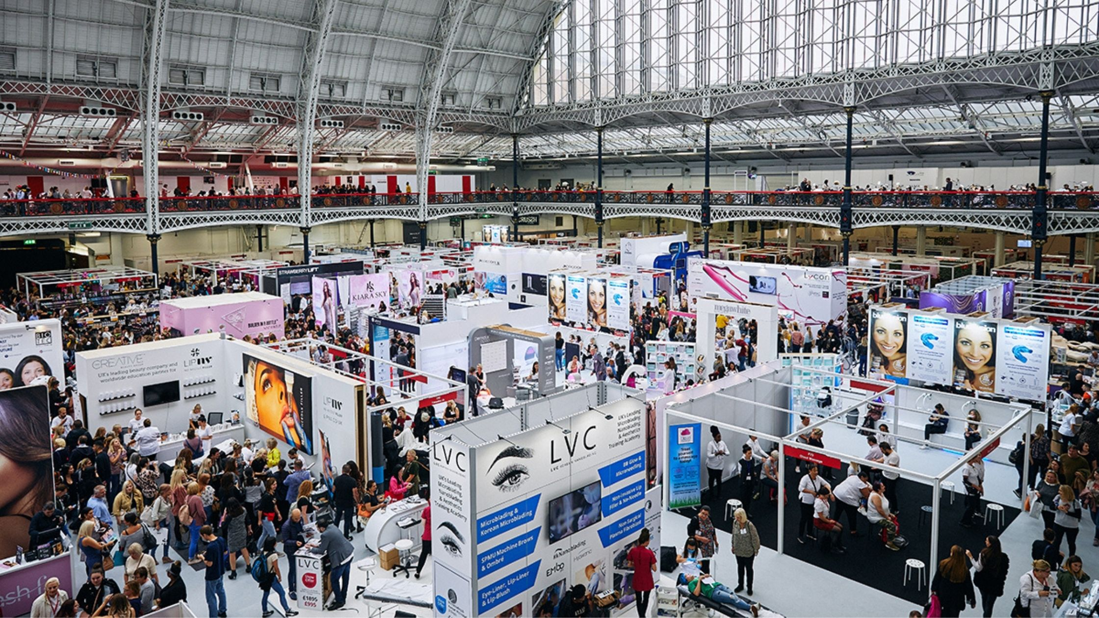 Olympia Beauty 2021 – The Show Returns!