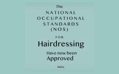 National Occupational Standards (NOS) are approved for Hairdressing