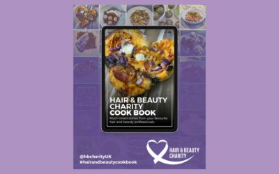 From the Salon to the Kitchen: Hair & Beauty Charity Launch e-Cookbook