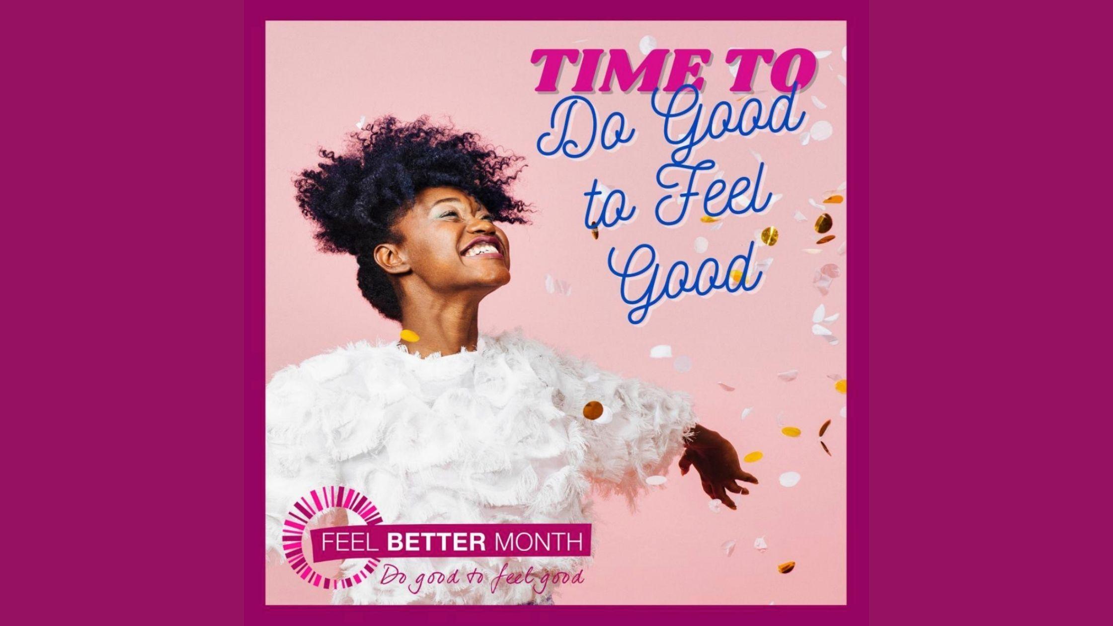Feel Better Month: Look Good Feel Better