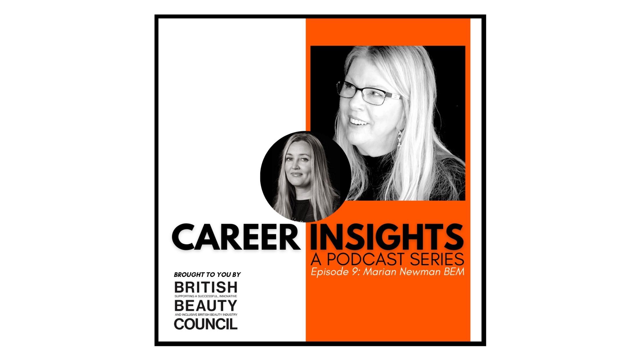 Career Insights: Marian Newman BEM speaks with Elizabeth Barnett Lawton