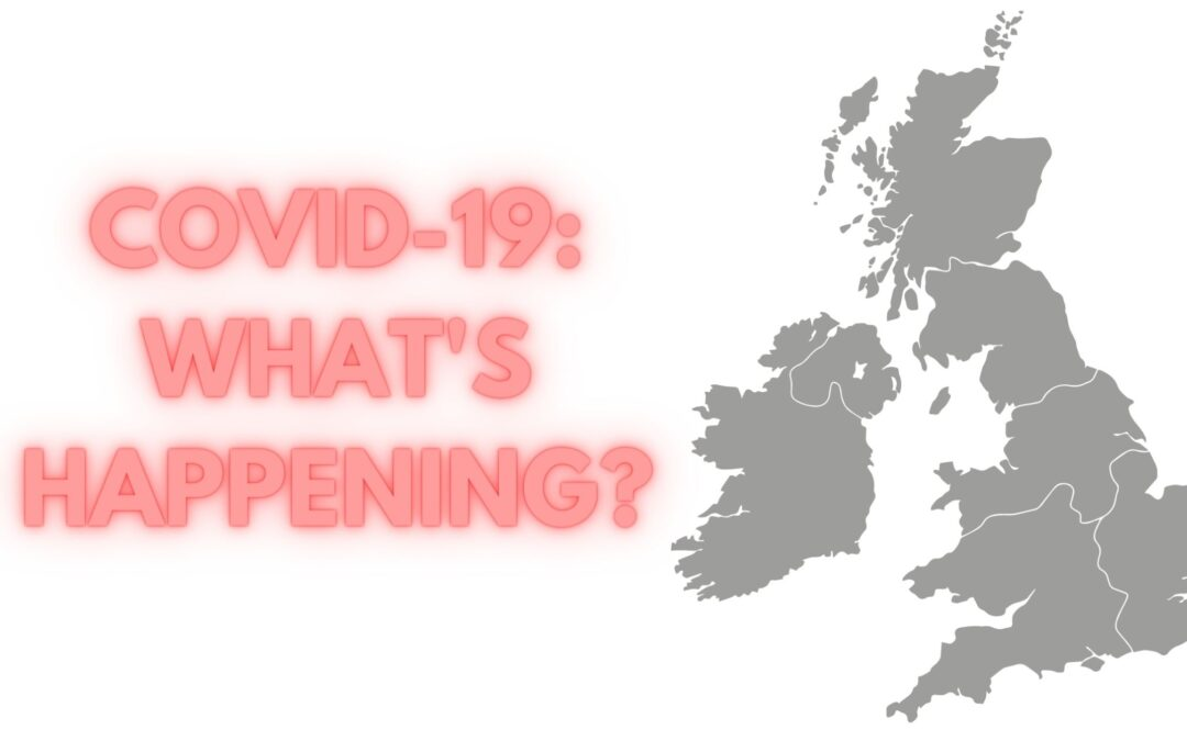 COVID-19: What's happening?